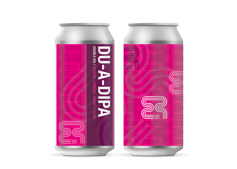 DU-A-DIPA Double IPA 440ml Craft Can