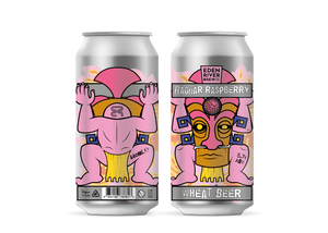 Totem Ragnar Raspberry 440ml Craft Can
