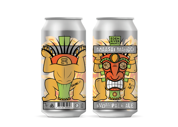 Totem Maasai Mango 440ml Craft Can