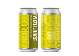 Yuzu Juice IPA 440ml Craft Can