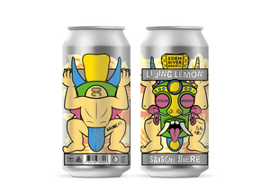 Totem Li Jing Lemon 440ml Craft Can