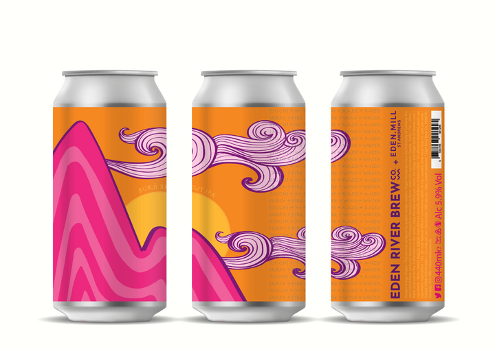 Elements Can / BURO / Brut IPA / 6 x 440ml Craft Can