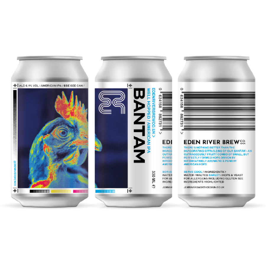 Core / Bantam / India Pale Ale / 12 x 330ml Craft Can