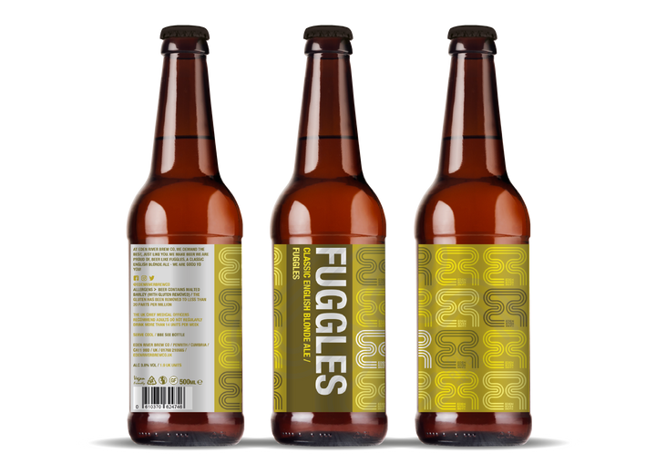 Classic / Fuggles / 12 x 500ml Bottle