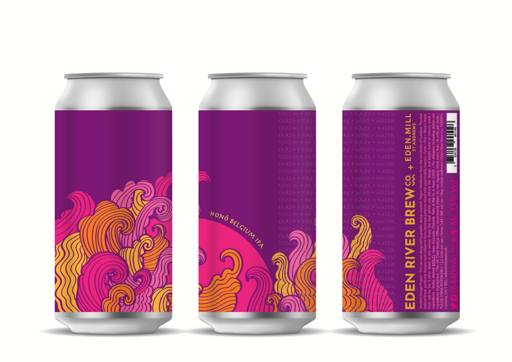 Elements Can / HONO / Belgium IPA / 6 x 440ml Craft Can