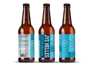 Classic / Jye Helles / 12 x 500ml Bottle