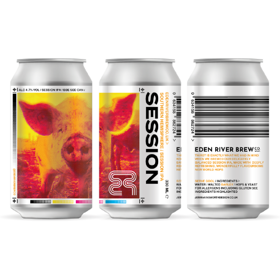 Core / Session / Southern Hemisphere Session IPA / 12 x 330ml Craft Can