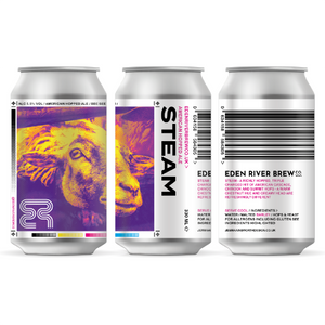 Core / Steam / American Hopped Beer / 12 x 330ml Craft Can