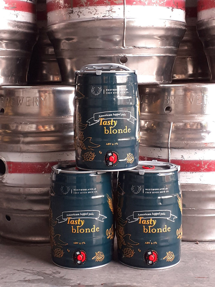 Tasty Blonde Mini Keg 5000ml