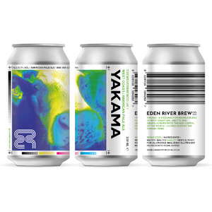 Core / Yakama / West Coast American Pale Ale / 12 x 330ml Craft Can