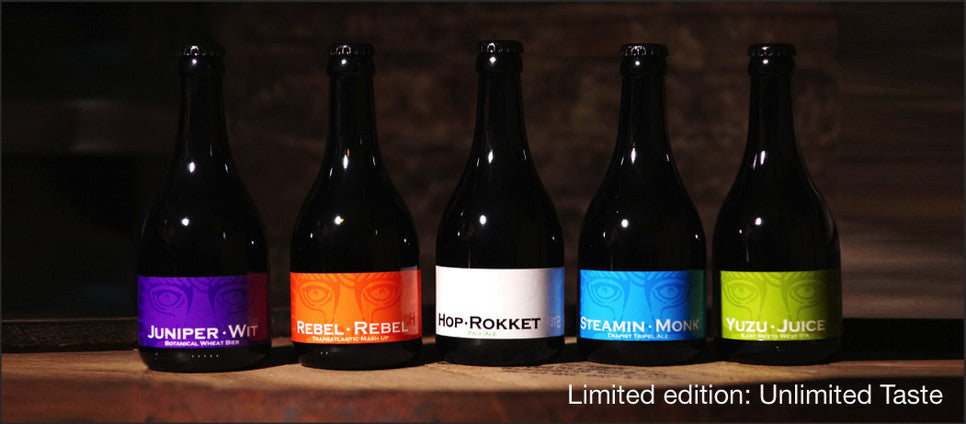Limited Edition Ales