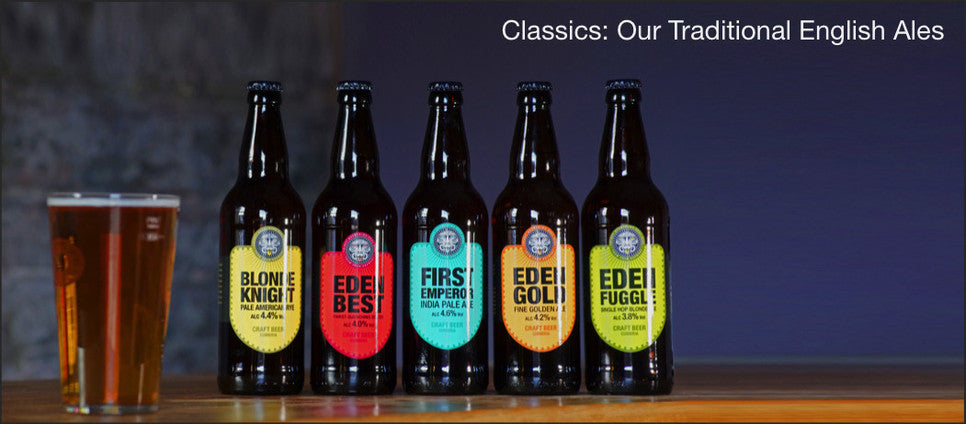 Classic English Ales