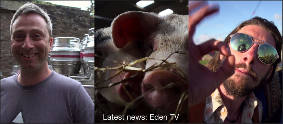 Videos about Eden Brewery making beer in Cumbria