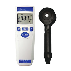UV + Laser Light Meters - Sper Scientific Direct