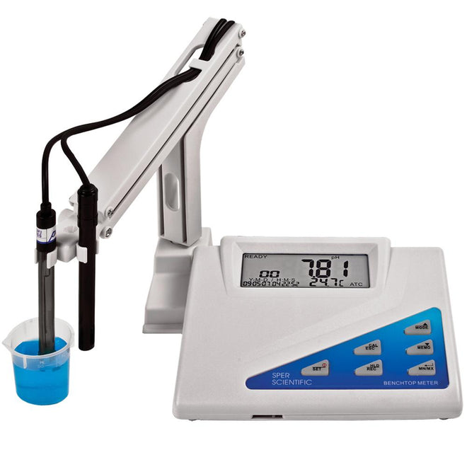 Multi-Parameter Water Quality Meters