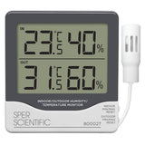 800027 Sper Scientific In-Out Humidity/Temperature Monitor