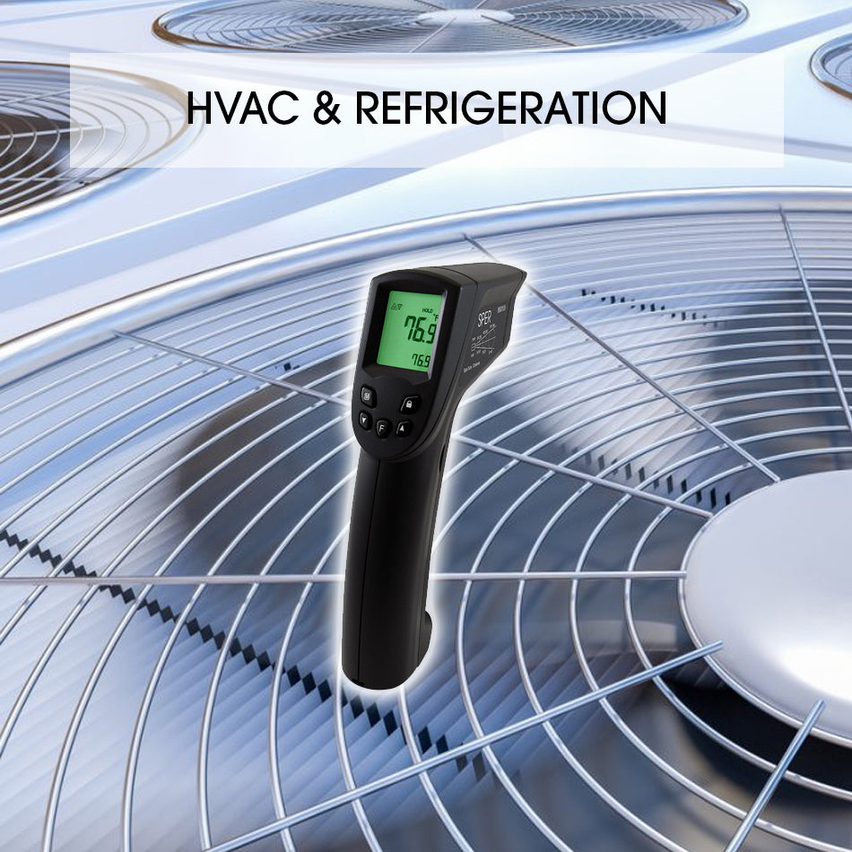 HVAC + Refrigeration
