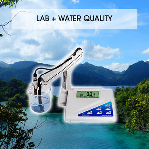 Lab + Water Quality