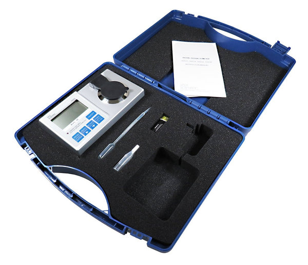 Lab Digital Refractometer - Brix - Sper Scientific Direct