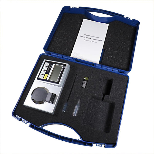 Lab Digital Refractometer - Salinity - Sper Scientific Direct