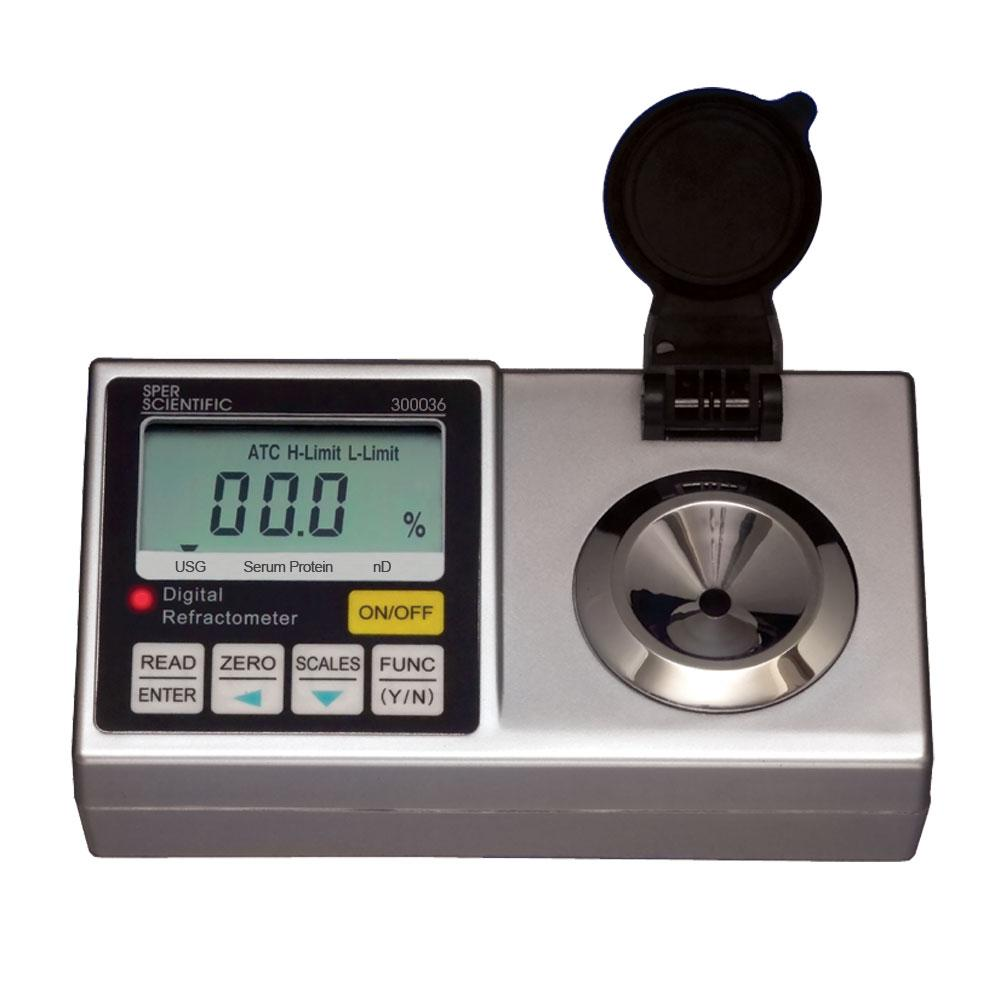 Lab Digital Refractometer - Clinical - Sper Scientific Direct