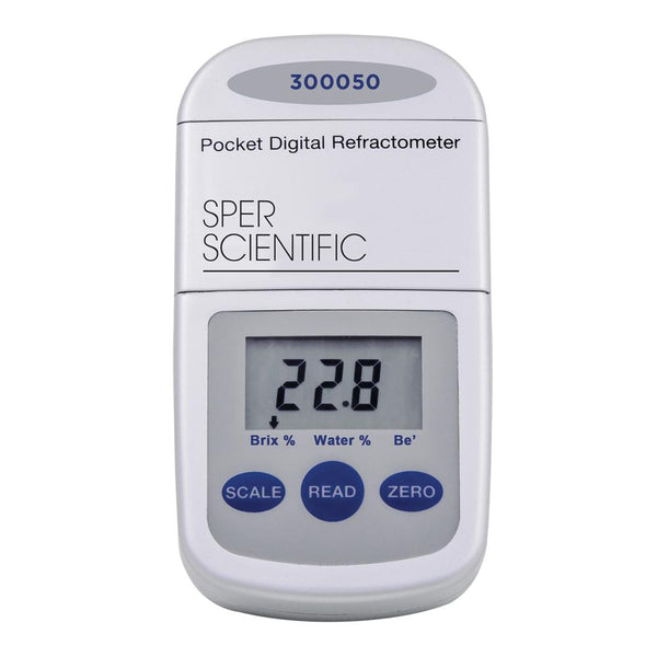 Pocket Digital Refractometer - Honey - Sper Scientific Direct