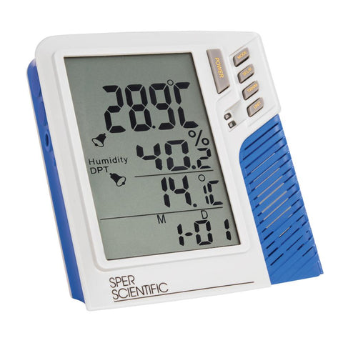 Heat Stress Monitor - Sper Scientific Direct
