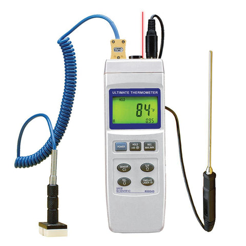 Ultimate Thermometer - Sper Scientific Direct