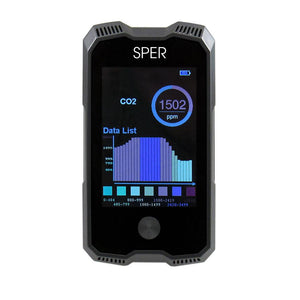 Indoor Air Quality Monitor with PM 2.5 - Sper Scientific Direct