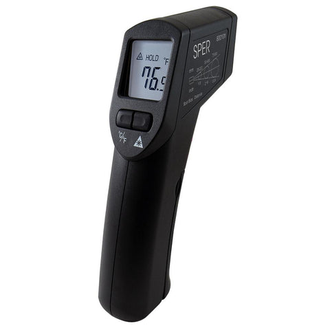 Infrared Thermometer Gun 8:1 / 605°F - Sper Scientific Direct