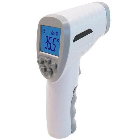 Clinical Grade Infrared Non-Contact Thermometer - Sper Scientific Direct