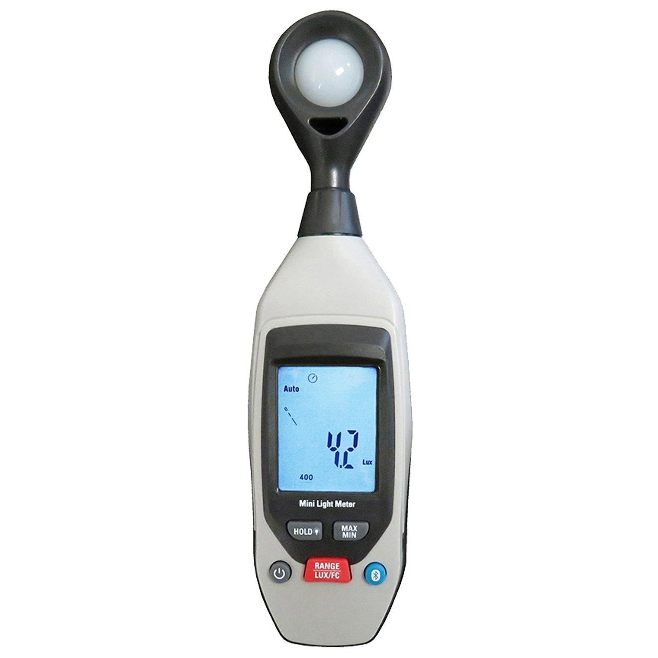 Bluetooth Light Meter