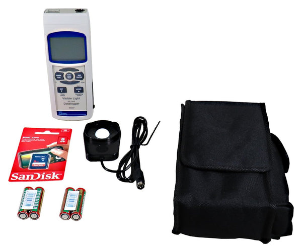 Digital Light Meter | SD Card Datalogger - Sper Scientific Direct