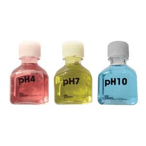 pH Buffer Set - 1 each pH 4, 7, 10 - Sper Scientific Direct
