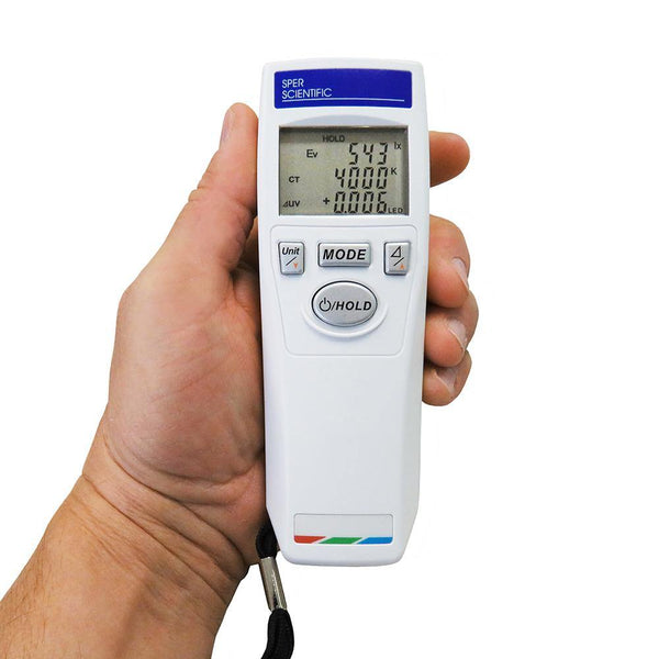 Chroma Light Meter
