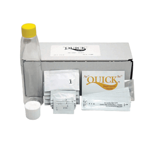 Arsenic Quick™ Kit 5 tests - Sper Scientific Direct