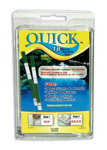 18 Minute Quick™ Bacteria Check - Sper Scientific Direct