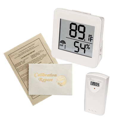 Recertification - Hygrometer - Temperature & RH - Sper Scientific Direct
