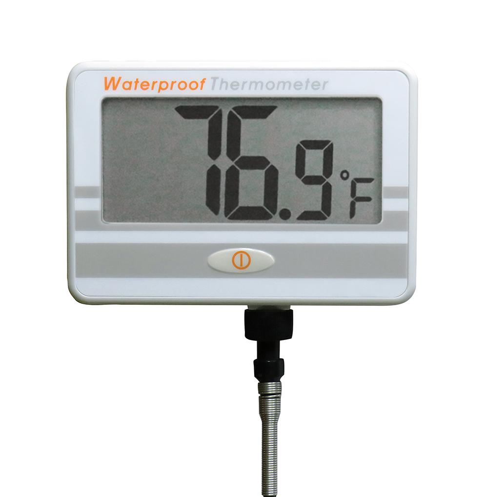 Large Display Temperature Monitor