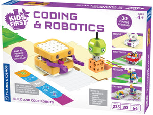 TK KIDS FIRST CODING AND ROBOTICS