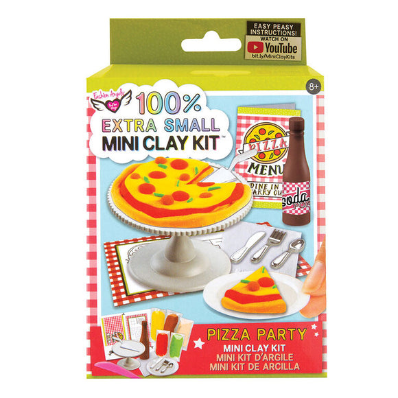 FA CLAY KIT PIZZA PIE