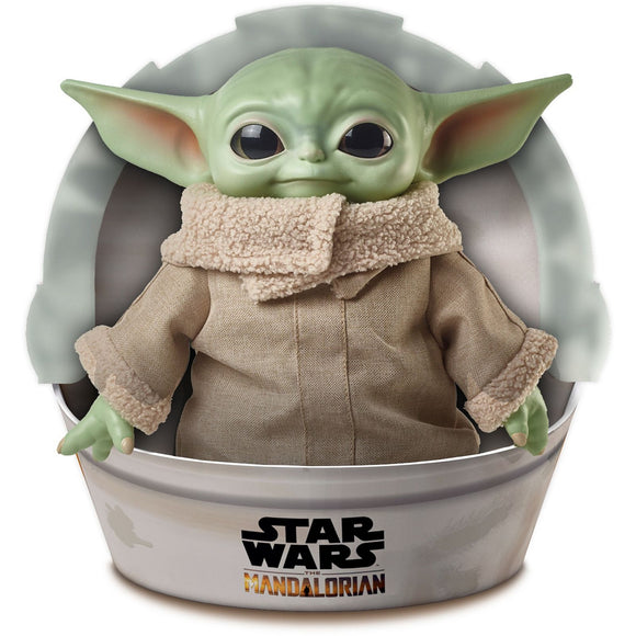 MTL SW THE CHILD BABY YODA LARGE
