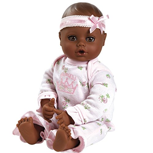 ADORA PLAYTIME LITTLE PRINCESS DARK SKIN