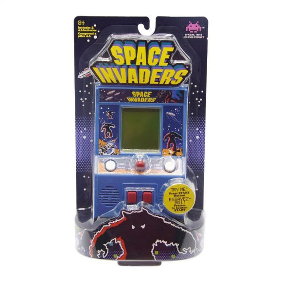 RETRO ARCADE SPACE INVADERS