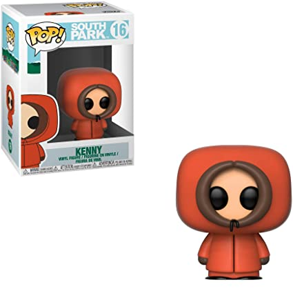 POP! TV SOUTH PARK KENNY
