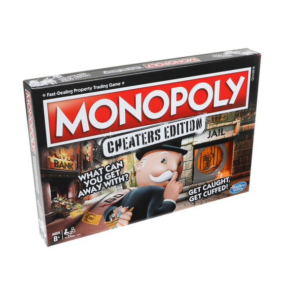 HSB GM MONOPOLY CHEATERS EDITION