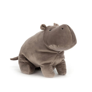 JC MELLOW MALLOW HIPPO SMALL 8""