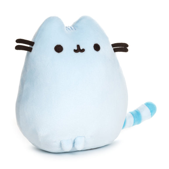 GUND PUSHEEN PET POSE BLUE 6