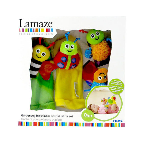 LAMAZE FOOT FINDER & WRIST