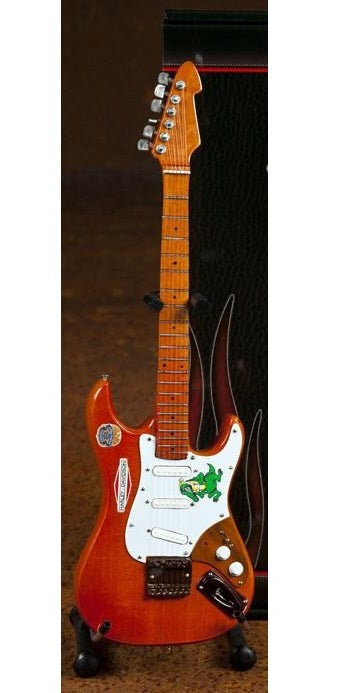 AH GUITAR GRATEFUL DEAD JERRY GARCIA ALLIGATOR
